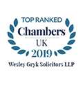 Top Ranked Chambers UK 2019