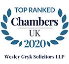 Top Ranked Chambers UK 2020