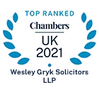 Top Ranked Chambers UK 2021